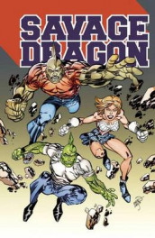 Savage Dragon: Changes av Erik Larsen (Heftet)