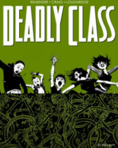 Deadly Class Volume 3: The Snake Pit av Rick Remender (Heftet)