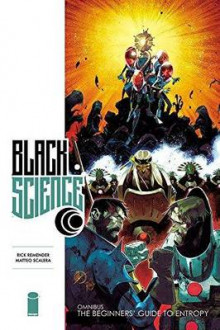 Black Science Premiere Hardcover av Rick Remender (Innbundet)