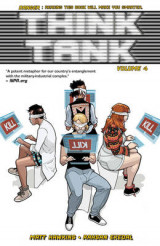 Omslag - Think Tank: Volume 4