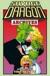 Savage Dragon Archives Volume 5 av Erik Larsen (Heftet)