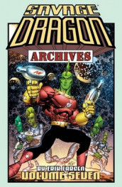 Savage Dragon Archives Volume 7 av Erik Larsen (Heftet)