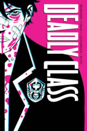 Deadly Class Deluxe Edition Volume 1: Noise Noise Noise av Rick Remender (Innbundet)