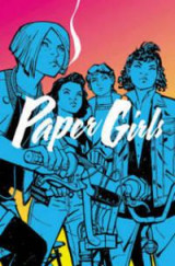 Omslag - Paper Girls: Volume 1