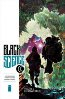 Black Science: Godworld Volume 4 av Rick Remender (Heftet)