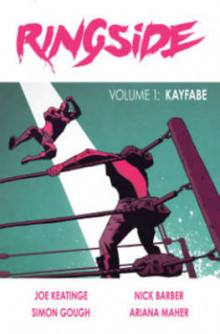 Ringside: Volume 1 av Joe Keatinge (Heftet)