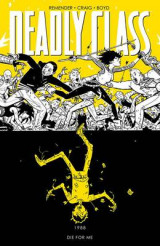 Omslag - Deadly Class: Die for Me Volume 4