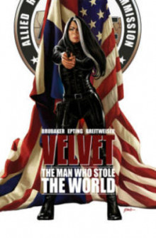 Velvet: The Man Who Stole the World Volume 3 av Ed Brubaker (Heftet)