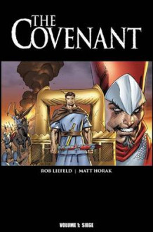 Covenant: Siege Volume 1 av Rob Liefeld (Heftet)