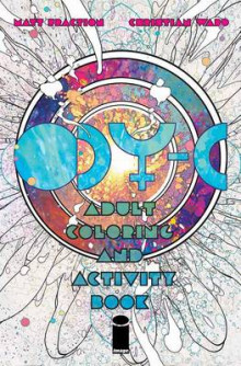 ODY-C Coloring and Activity Book av Matt Fraction (Heftet)