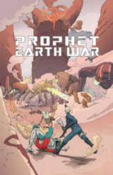 Omslag - Prophet: Earth War Volume 5