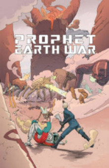 Prophet Volume 5: Earth War av Brandon Graham og Simon Roy (Heftet)