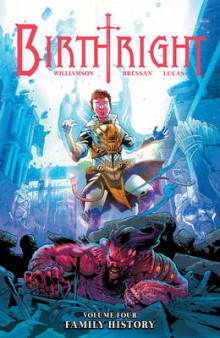 Birthright: Volume 4 av Joshua Williamson (Heftet)