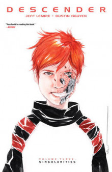 Descender: Singularities Volume 3 av Jeff Lemire (Heftet)
