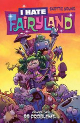 Omslag - I Hate Fairyland: Volume 2