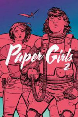 Omslag - Paper Girls: Volume 2