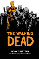 Omslag - The Walking Dead: Book 13