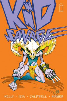 Kid Savage: Volume 1 av Joe Kelly (Heftet)