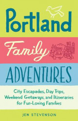 Omslag - Portland Family Adventures