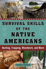 Omslag - Survival Skills of the Native Americans