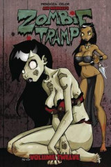 Omslag - Zombie Tramp Volume 12: Voodoo Vixen Death Match