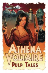 Omslag - Athena Voltaire Pulp Tales Volume 1