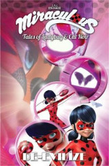 Omslag - Miraculous: Tales of Ladybug and Cat Noir: De-Evilize
