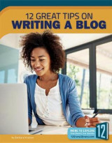 Omslag - 12 Great Tips on Writing a Blog