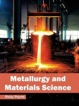 Omslag - Metallurgy and Materials Science