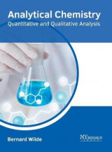 Omslag - Analytical Chemistry: Quantitative and Qualitative Analysis