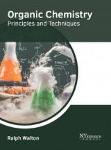 Omslag - Organic Chemistry: Principles and Techniques