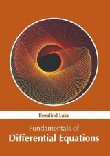 Omslag - Fundamentals of Differential Equations