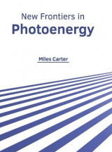 Omslag - New Frontiers in Photoenergy