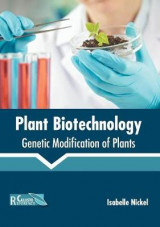 Omslag - Plant Biotechnology: Genetic Modification of Plants