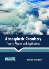 Omslag - Atmospheric Chemistry: Theory, Models and Applications