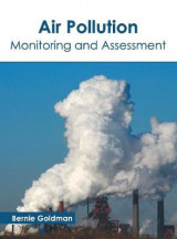 Omslag - Air Pollution: Monitoring and Assessment