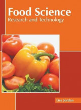 Omslag - Food Science: Research and Technology