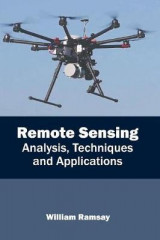 Omslag - Remote Sensing: Analysis, Techniques and Applications