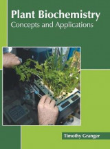 Omslag - Plant Biochemistry: Concepts and Applications