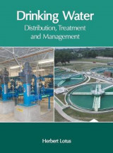 Omslag - Drinking Water: Distribution, Treatment and Management
