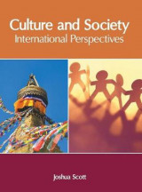 Omslag - Culture and Society: International Perspectives