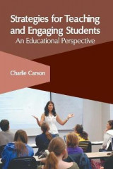 Omslag - Strategies for Teaching and Engaging Students: An Educational Perspective