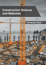 Omslag - Construction Science and Materials