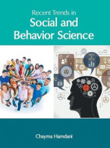 Omslag - Recent Trends in Social and Behavior Science