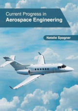 Omslag - Current Progress in Aerospace Engineering
