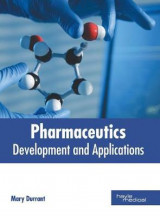Omslag - Pharmaceutics: Development and Applications