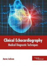 Omslag - Clinical Echocardiography: Medical Diagnostic Techniques