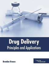 Omslag - Drug Delivery: Principles and Applications