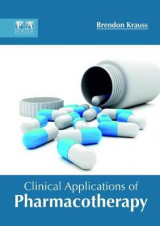 Omslag - Clinical Applications of Pharmacotherapy