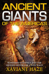 Omslag - Ancient Giants of the Americas